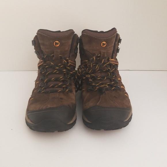 Merrell Shoes   Black Slate Hiking